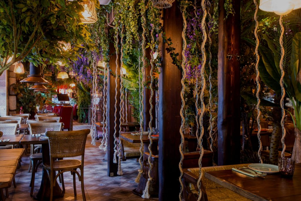 Restaurante La Selva (Demo)