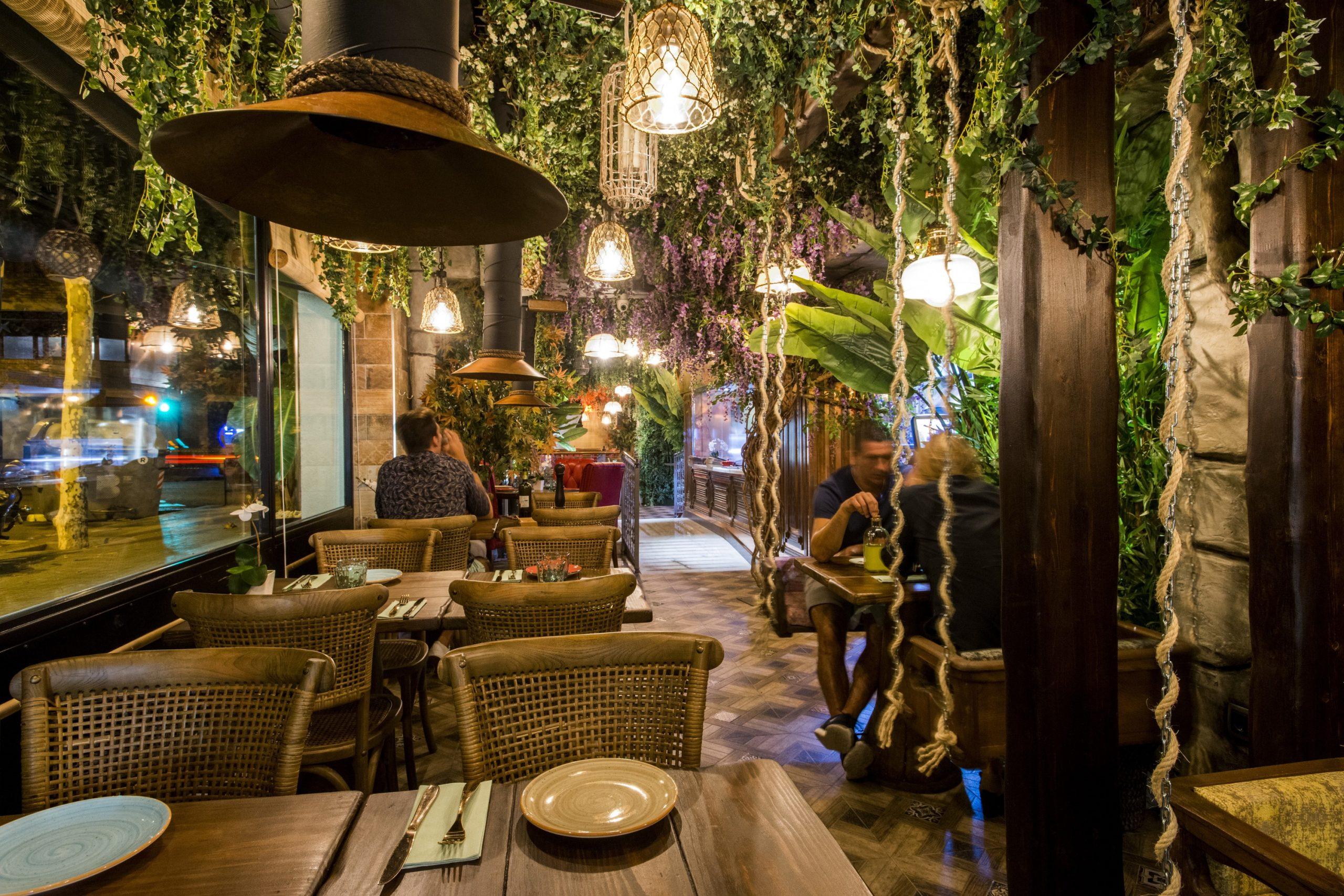 Restaurante Carleone (Demo)