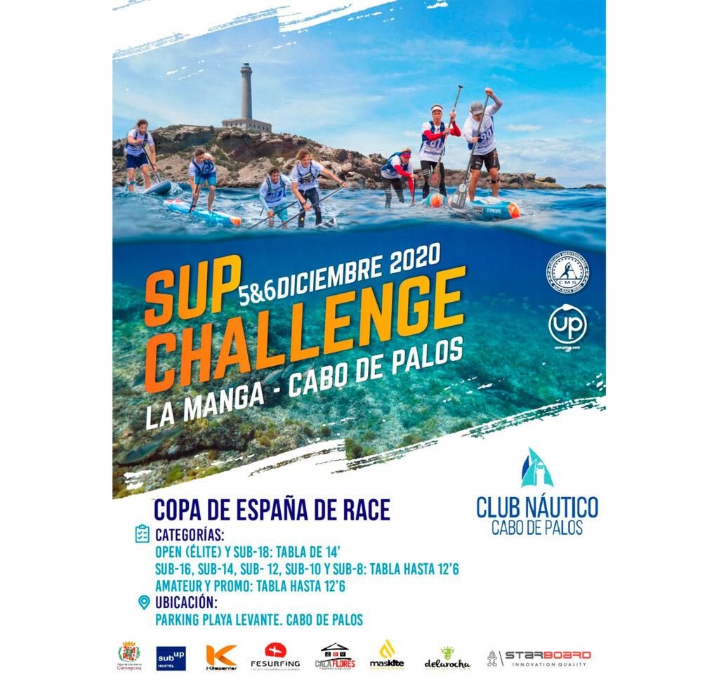 La Copa de España de Stand Up Paddle tiene una parada en Cabo de Palos