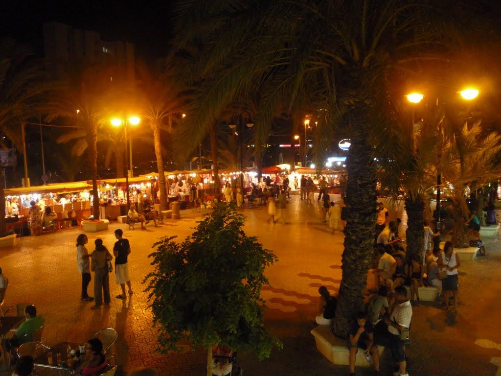 Mercadillo Plaza Bohemia