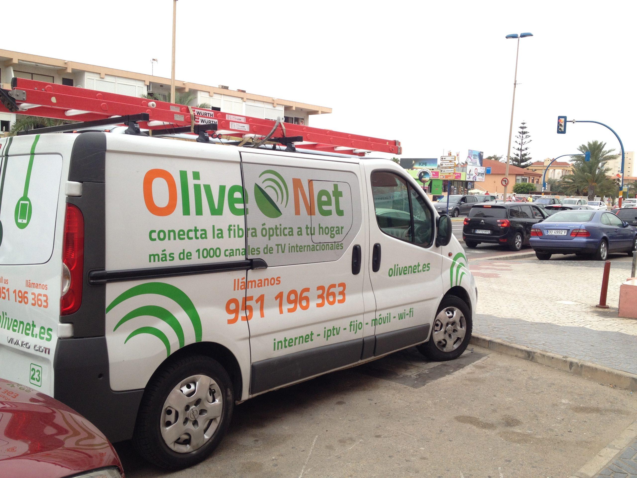 Olivenet